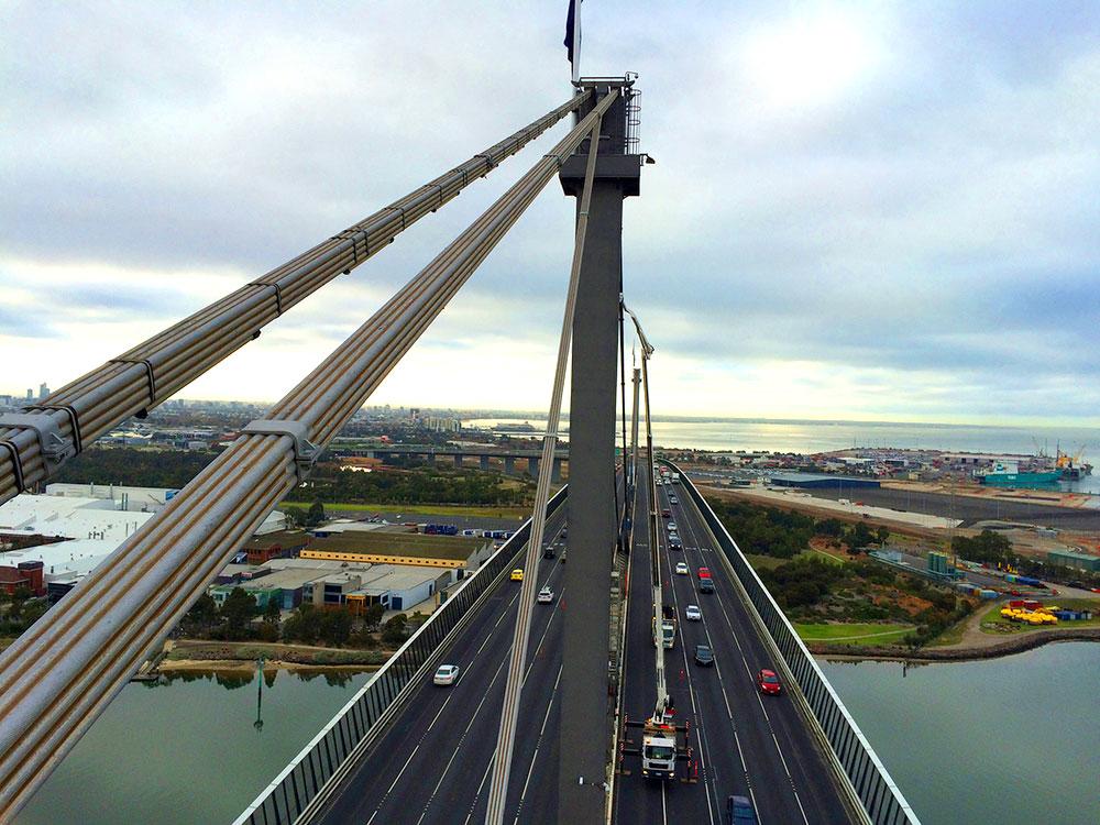 Parkinson Group Bridge building and maintenance Melbourne