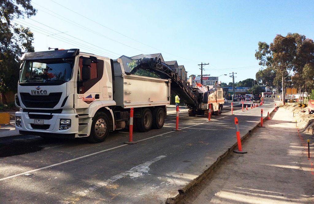 Parkinson Group Road Surfacing and Repairs