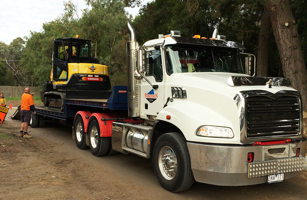 Melbourne Roadworks and resurfacing contractor